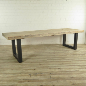 Dining table 3,00 m x 0,91 m Pine wood