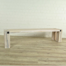 Wooden bench 1,89 m Oak wood