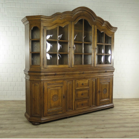 Cupboard 2,26 m Oak wood