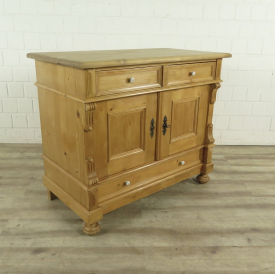 Sideboard 1,00 m Pine wood