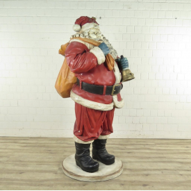 Decorative Santa statue 1,80 m