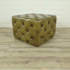 Hocker Chesterfield Lime 0,64 m