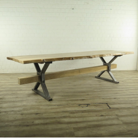 Industrial Design Dining Table 3,00 m
