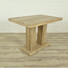 Dining table teak wood 1,10 m x 0,71 m
