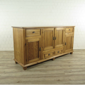Sideboard TV-stand 2,10 m Pine wood