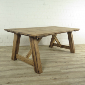 Dining table oak wood 2,00 m x 1,00 m