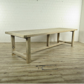 Dining table Pine wood 2,90 m x 0,95 m