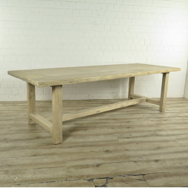 Dining table Elm wood 2,70 m x 1,00 m
