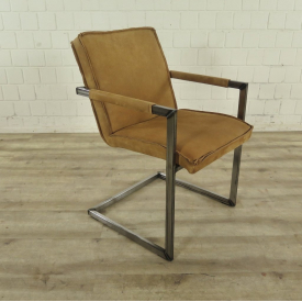 Industrial design chair 'camel'
