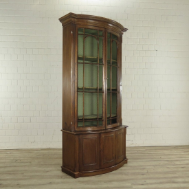 Display cabinet Pine wood 1,12 m