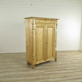 Cabinet Louis Philippe 1870 Pine wood