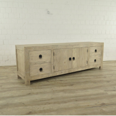 TV-Möbel Lowboard Sideboard Kiefer 1,80 m