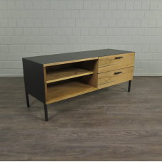 TV-Möbel Sideboard 1,20 m Eiche