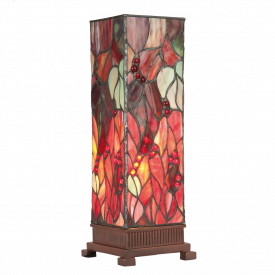 Tiffany Tischlampe Lampe Wildflower 0,35 m