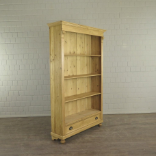 Regal Bücherschrank Kiefer 1,20 m