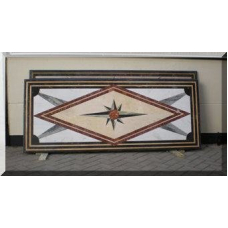 3022A47 Marble plate - Star 2.20 m