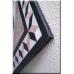 3023 Marmorplatte Tischplatte Blume 1,00 m