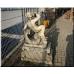 3064 Engel Putte Steindekoration 1,40 m
