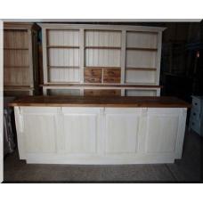 5013 Verkaufsregal & Ladentisch Petra 2,40 m