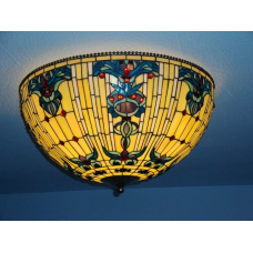 6393 Tiffany Lamp Ø 0,70 m