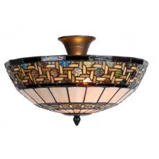 7525 Deckenlampe Deckenleuchte Tiffany Ø 0,40 m