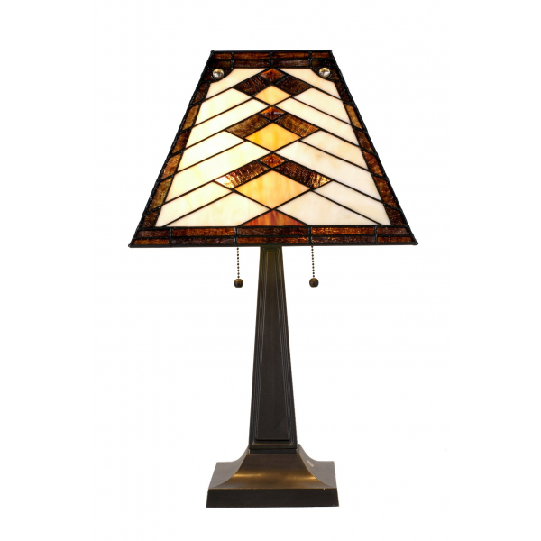 7527 Tischlampe Lampe Tiffany 0,60 m