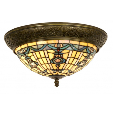 7556 Lamp Tiffany Look Ø 0,38 m