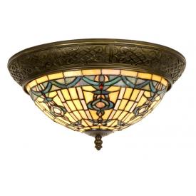7556 Lamp Tiffany Look Ø 0,38 m