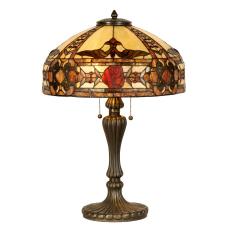7558 Tischlampe Lampe Tiffany Ø 0,45 m