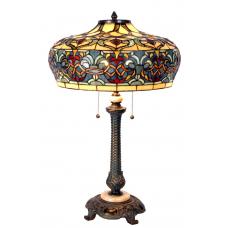 7568 Tischlampe Lampe Tiffany Ø 0,50 m