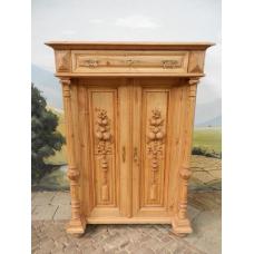 8854 Vertiko Gründerzeit Pine 1870