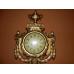 9217 Wanduhr Uhr Dänemark 1900