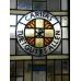 9534 Apothekenfenster Gründerzeit 1880