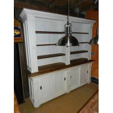 9593E Verkaufsschrank Ladenschrank Donna 2,50 m