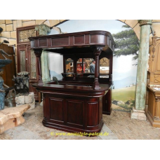 11736A Home Bar Mahogany 2.00 m