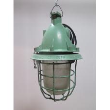 15759E Lampe Industrielampe Hellgrün Ø 0,32 m